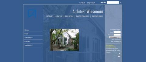 Peter Wiesmann: Ihr Architekt in Münster in Münster-Hiltrup