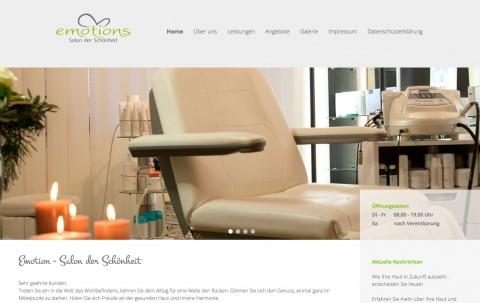 Kosmetikstudio in Brackenheim: Emotions - Salon der Schönheit  in Brackenheim