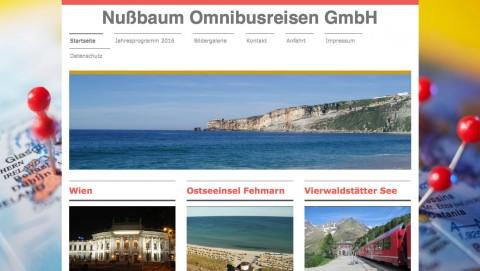 Nußbaum Busreisen GmbH: Ihr Busunternehmen in Pirmasens in Merzalben