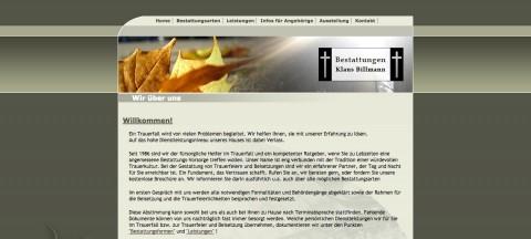 Billmann Bestattungen in Schwaigern: Unterstützung in schwierigen Zeiten in Schwaigern