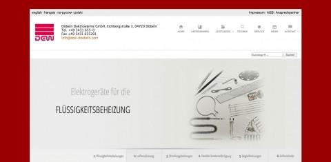 Beheizungen aus Döbeln: Döbeln Elektrowärme GmbH in Döbeln