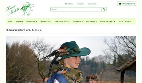 Kreative Hüte aus der Hutmanufaktur: Hanni-Modelle in Bayern   in Hattenhofen
