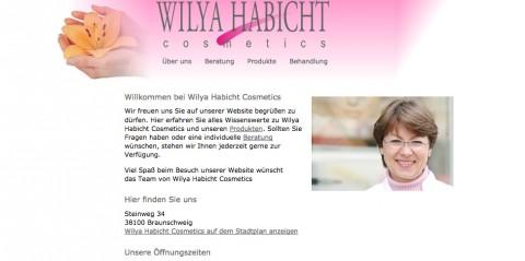 Individualisierte Kosmetik in Braunschweig sorgt für einen strahlenden Teint Bei Wilya Habicht Cosmetics in besten Händen in Braunschweig