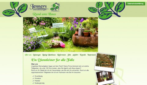 Hausmeisterservice in Rostock: Jenners Dienstleistungen Reinigungsarbeiten das ganze Jahr in Rostock