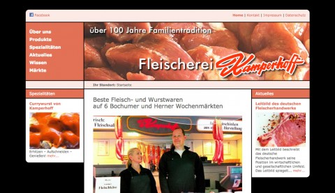 Fleischerei und Partyservice Kamperhoff: Bestes Fleisch in Bochum in Bochum