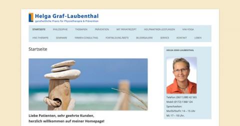 Physiopraxis Helga Graf-Laubenthal in Wiesbaden in Weisbaden