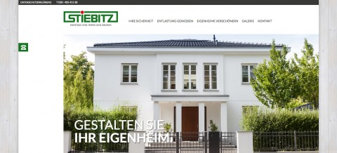Stiebitz Montagen in Berlin: Zäune, Toranlagen und Garagentore in Berlin