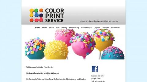 Werbetechnik in Trier: mit Color Print Service fällt Werbung auf in Trier