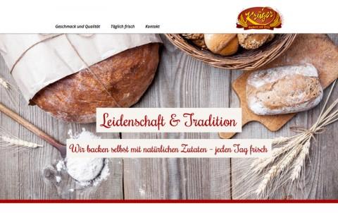 Bäckerei und Konditorei Krüger GbR in Suhl