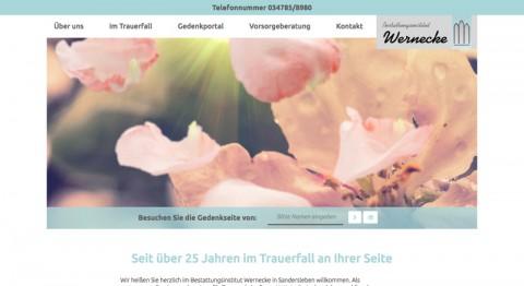 Die richtige Vorsorge: Bestattungsinstitut Wernecke in Arnstein in Arnstein