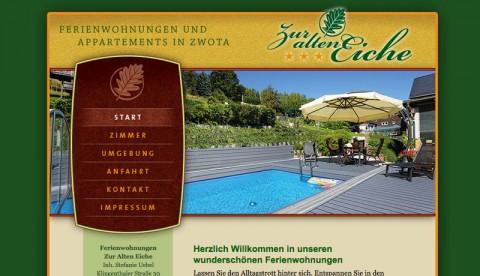 Entspannende Übernachtungen in den Ferienwohnungen in Zwota in Zwota
