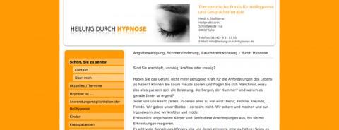 Therapeutische Praxis für Heilhypnose & Gesprächstherapie Heidi A. Stallkamp in Syke