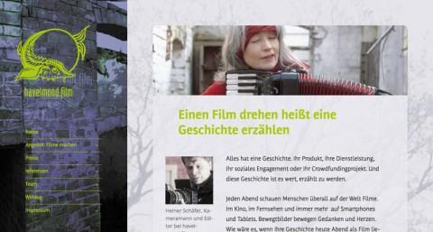 havelmond.film in Berlin: das Unternehmen im Werbespot in Birkenwerder