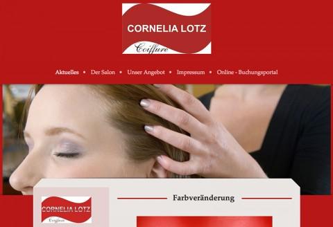 Friseur in Bochum: CORNELIA LOTZ COIFFURE  in Bochum