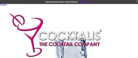 Cocktail-Trends in Deutschland: Die Nr. 1 in Europa heißt COCKTALIS in Kirchentellinsfurt