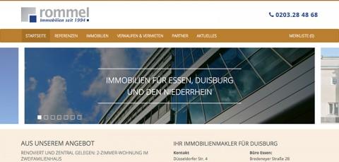 Rommel Immobilien in Duisburg in Duisburg
