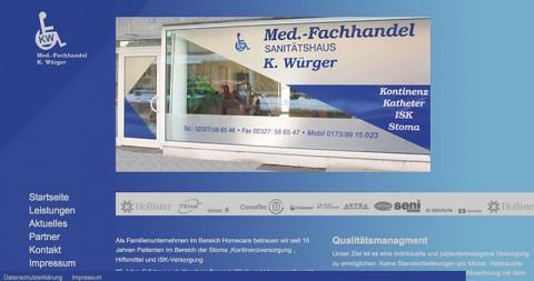 Umfassende Leistungen im Sanitätshaus in Bochum in Bochum