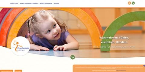 Vielfältige Kindertherapien in Köln – Praxis für Ergotherapie in Köln
