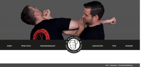 Selbstverteidigung erlernen an der Wing-Tsun Akademie in Berlin in Berlin