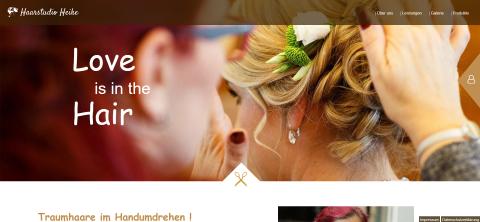 Traumhaftes Haar dank Haarverlängerungen mit Hairdreams®: Haarstudio Heike Schneider - Ihr Friseur in Sankt Wendel in Stankt Wendel