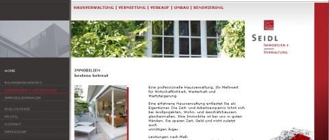 SEIDL Bauingenieurbüro, Immobilien/Verwaltung und Immobilienmakler in Grünwald in Grünwald