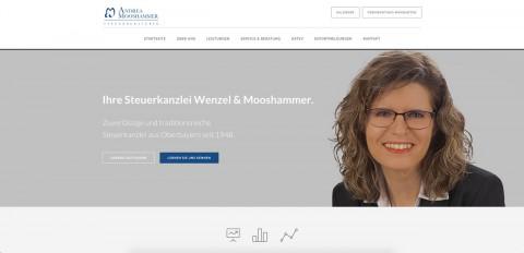 Steuerberaterkanzlei Wenzel & Mooshammer in Mühldorf am Inn  in Mühldorf a. Inn