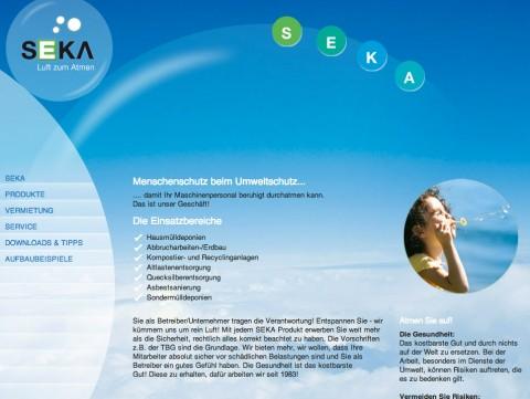 SEKA Schutzbelüftung und Atemschutzanlagen in Landau in Landau