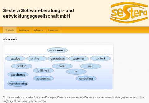 Sestera Softwareberatungs- und entwicklungsgesellschaft mbH in Neunkirchen in Neunkirchen