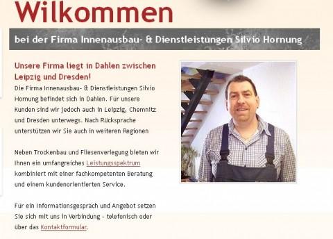 Innenausbau- & Dienstleistungen Silvio Hornung in Leipzig in Dahlen