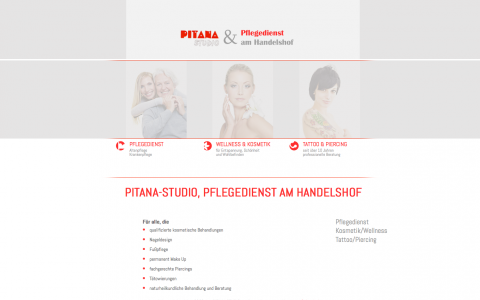 Permanent Make-up in Duisburg: Pitana Studio am Handelshof in Duisburg-Hamborn