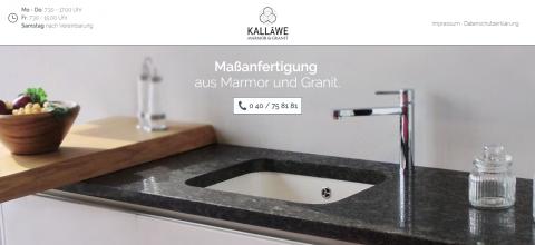 Produkte aus Marmor & Granit von Kalläwe in Hamburg in Hamburg