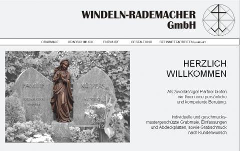 Steinmetz und Steinbildhauerbetrieb Windeln-Rademacher GmbH in Heinsberg in Heinsberg