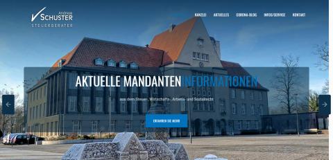Steuerberatung vom Fachmann: Steuerberater Andreas Schuster nahe Bremen  in Delmenhorst
