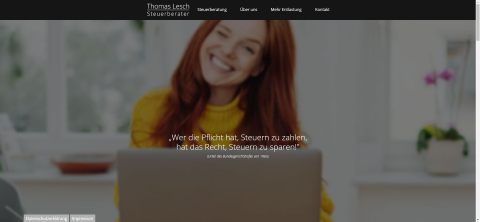Ihr Partner für Buchführung, Lohn- und Gehaltsabrechnung: Dipl.-Kfm. Thomas Lesch in Duisburg