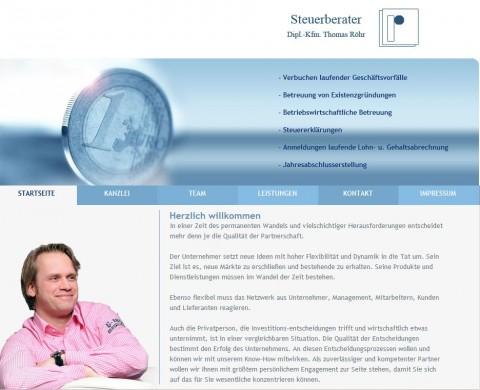 Steuerberatung Dipl.-Kfm. Thomas Röhr in Essen in Essen