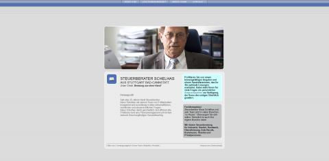 Steuerberatung in Stuttgart: Dipl.-Kfm. Klaus Schelhas kümmert sich kompetent um Steuerangelegenheiten in Stuttgart