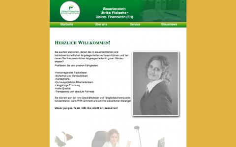 Steuerberaterin in Dessau: Steuerberaterin Ulrike Fleischer in Dessau-Roßlau
