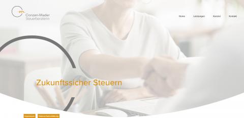 Ihre Steuerberatung von Marion Conzen-Mader in Mülheim an der Ruhr in Mülheim/Ruhr