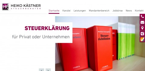 Ihr Partner für Steuerberatung rund um Magdeburg – Steuerberater Heiko Kästner in Magdeburg