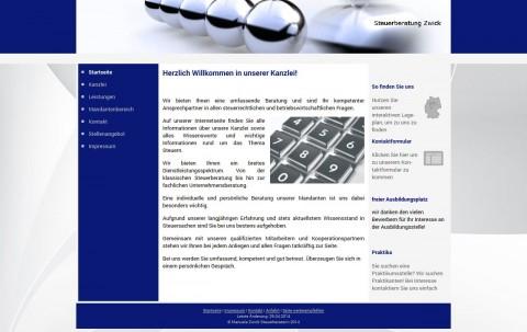 Jahresabschlüsse in Remscheid: Steuerberatung Zwick in Remscheid