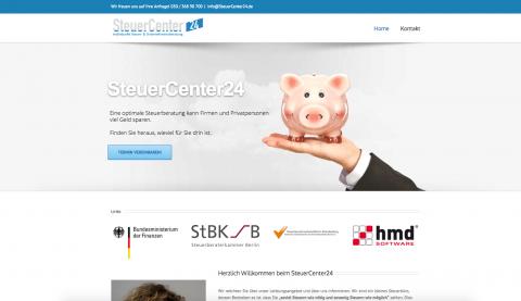 Kompetente Unterstützung bei der Steuererklärung: Steuerberaterin Angelika Werth in Berlin