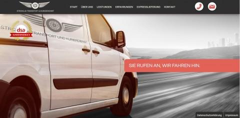Ihr Profi für Lieferungen in Schleswig-Holstein: StroKuja Transport & Kurierdienst UG in Kropp