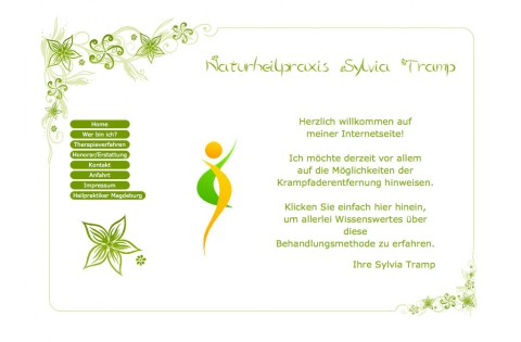 Naturheilpraxis Sylvia Tramp in Satuelle bei Magdeburg in Satuelle