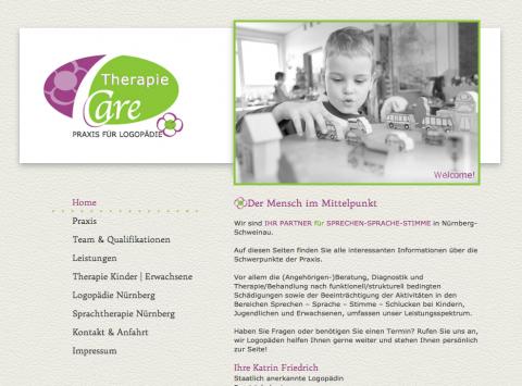 TherapieCare – Praxis für Logopädie in Nürnberg in Nürnberg