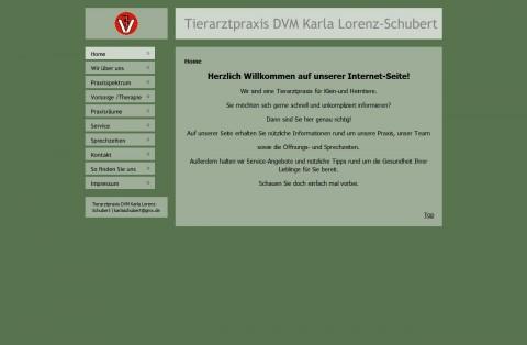 Dipl. vet. med. Karla Lorenz-Schubert, Tierärztin in Salzwedel in Salzwedel