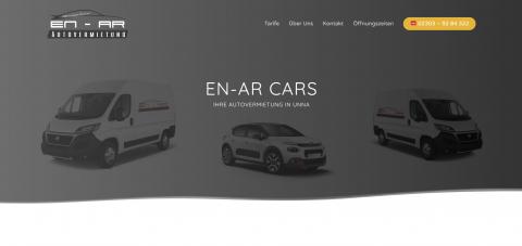 EN-AR Cars: Günstig Transporter mieten in Unna in Unna