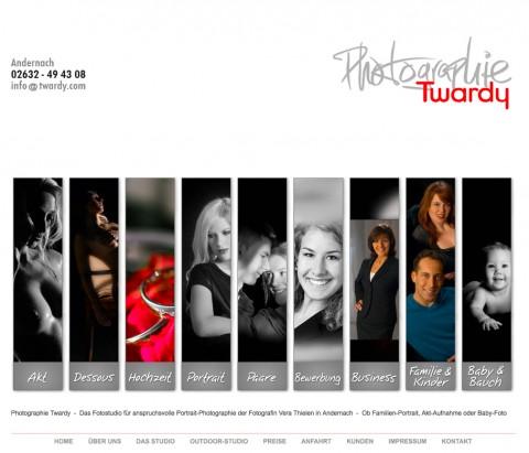 Photoatelier Twardy, Dessous-Fotografie in Andernach in Andernach
