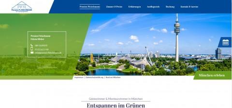 Pension Fleischmann in München: ruhig, günstig und zentral in München