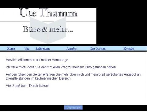 Büroservice Ute Thamm, Büro & mehr… in Wesel in Wesel