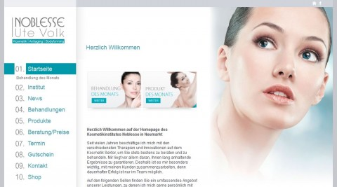Noblesse – Institut für Cosmetic in Neumarkt  in Neumarkt